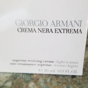 GIORGIO ARMANI CREMA NERA SUPREME REVIVING CREAM